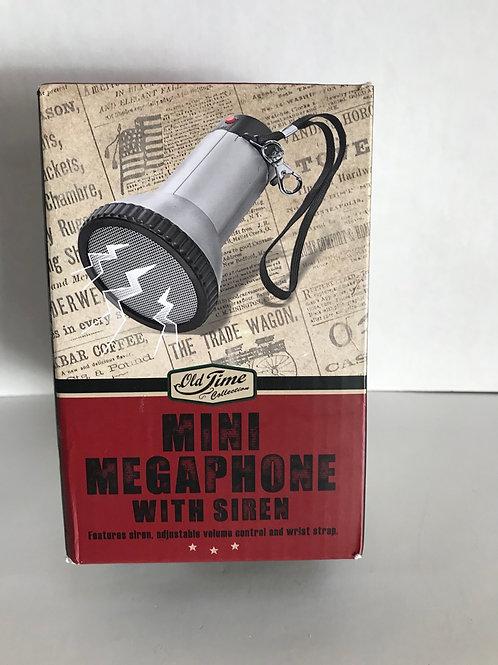 Old Time Mini Megaphone