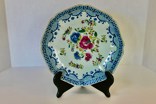 Antique China Decorative Plate