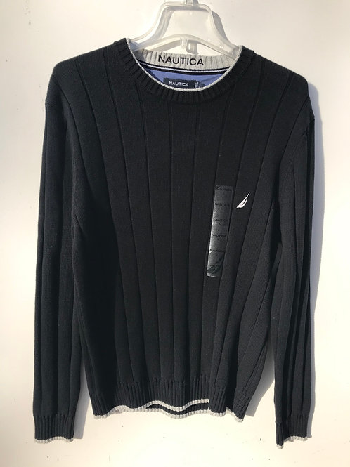 Nautica Black Sweater