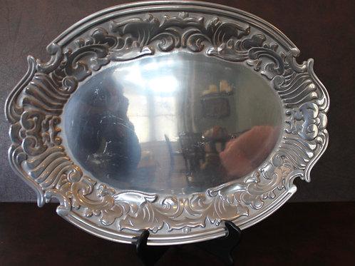 Wilson Armetale Silver Platter