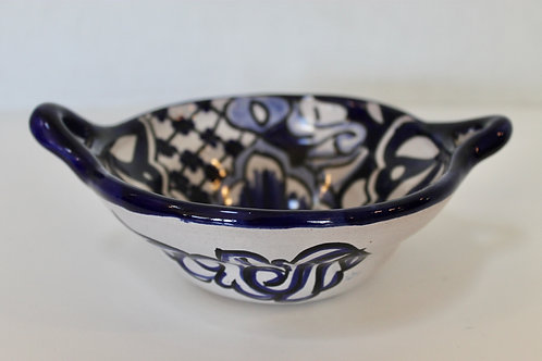 Hand Painted Italian Decorative Bowl