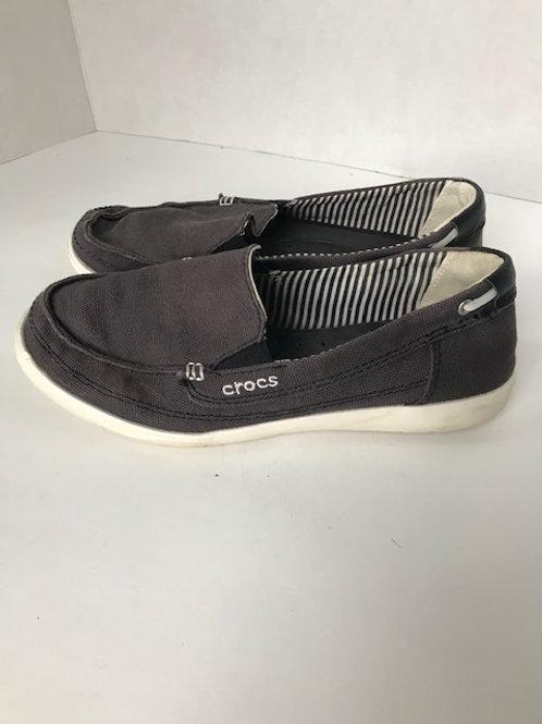Crocs Slip-On Canvas Sneakers