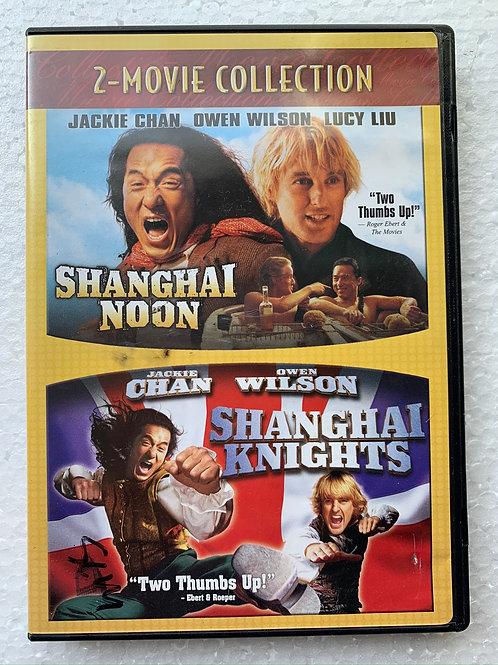 Shanghai Noon & Shanghai Nights
