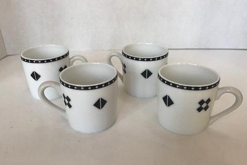 Cappuccino Mugs (4)