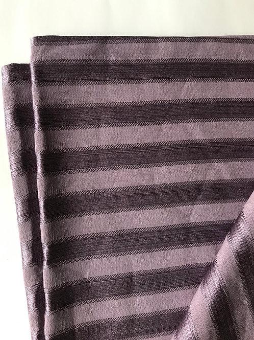 Rectangular Purple Stripe Table cloth