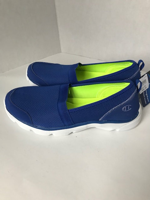 Men's Blue Champion Tennis Shoes