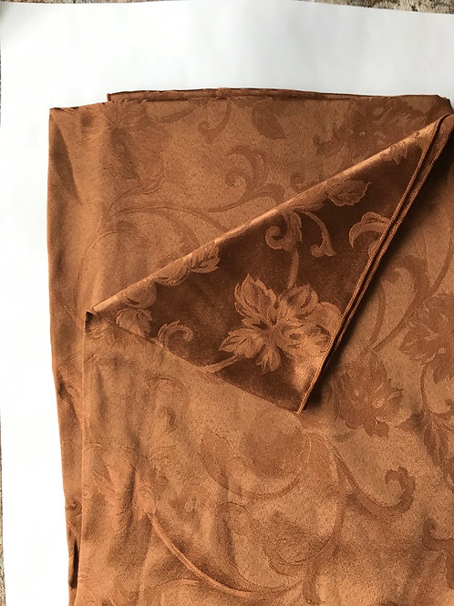 Rectangular Chestnut Table Cloth