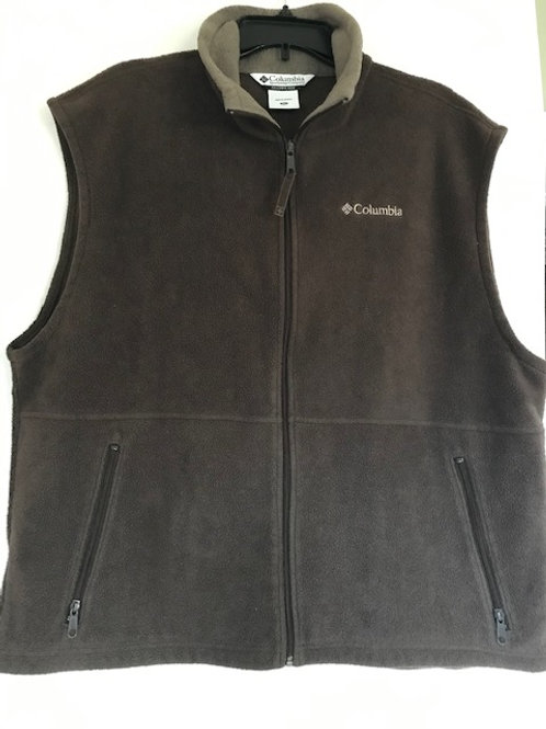 COLUMBIA VEST- Mens (XL)