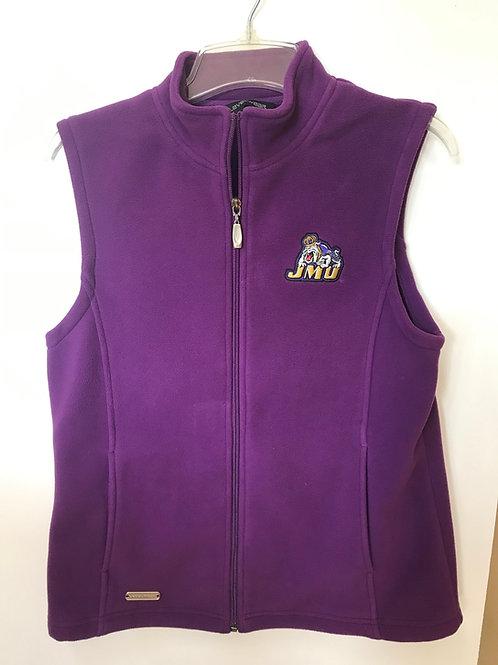 JMU Fleece Vest