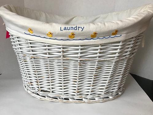 Ducky Laundry Basket