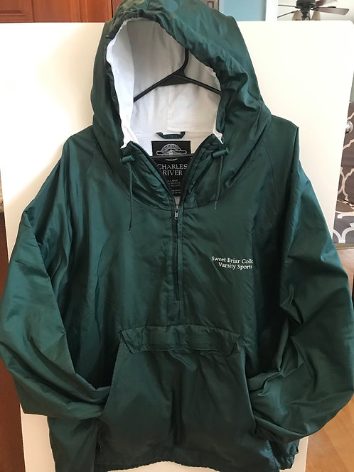 Sweet Briar College Green Pullover