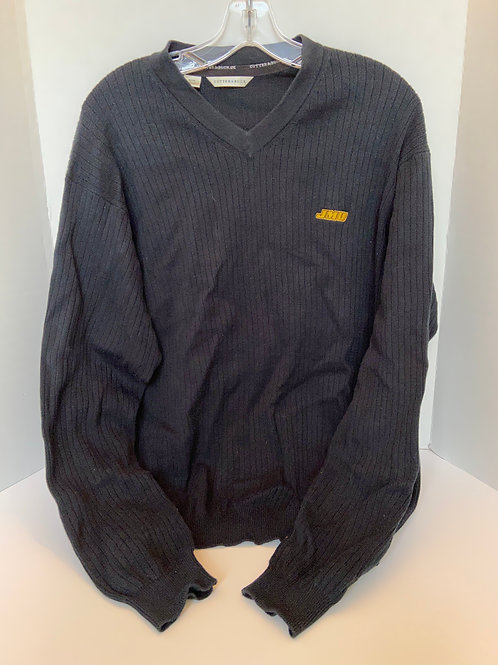 JMU Ribbed Men's Sweater