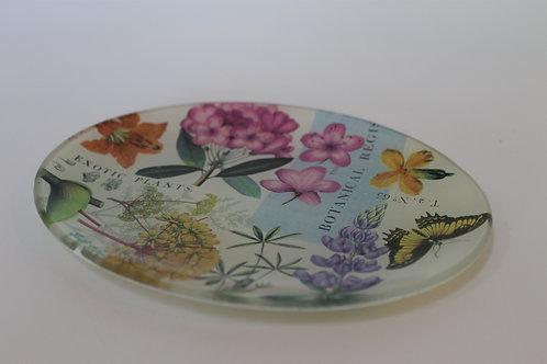 Small Decorative Plate/Soap Dish