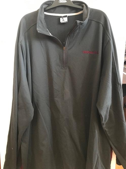Virginia Tech Gray Pullover