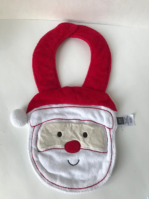 Baby's Santa Bib