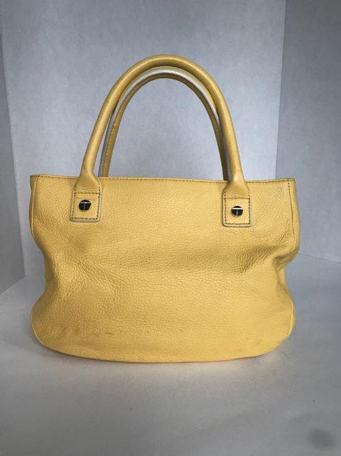Talbots Yellow Daisy Purse