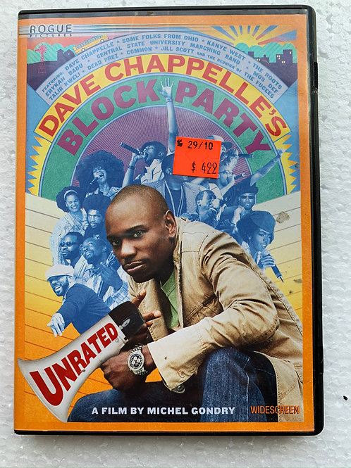 Dave Chappelles's Block Party (Unrated)
