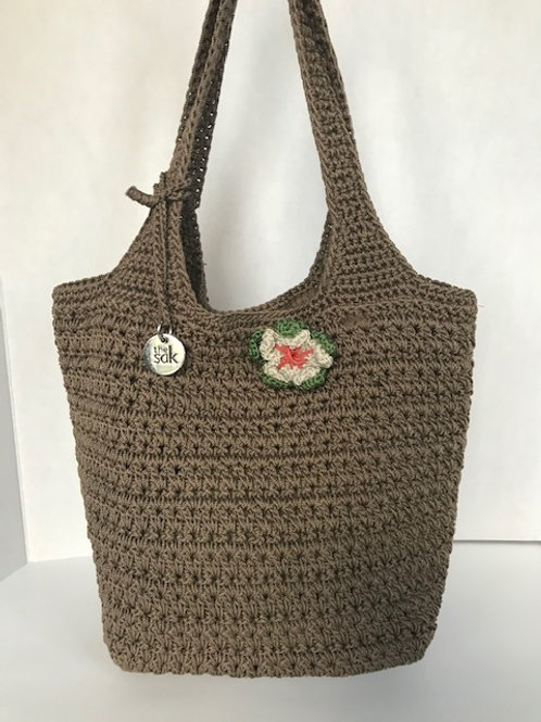 The Sac with Flower Purse