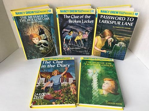 Nancy Drew Collection (11 Books)