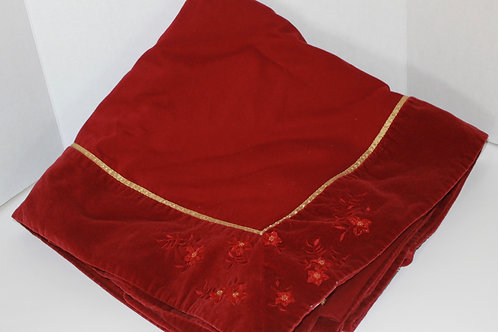 """64"""" Square Holiday Table Cloth"""