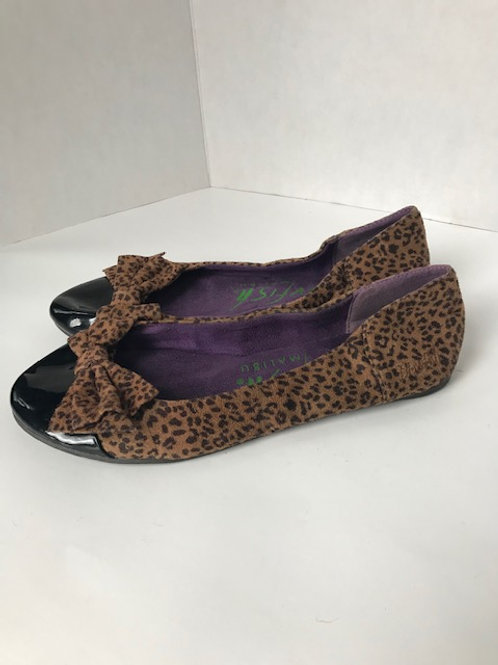Blowfish Leopard Print Soft Flat