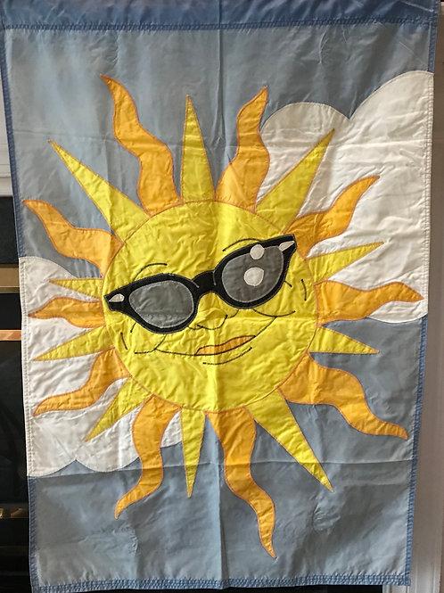 Summer Sunshine Flag