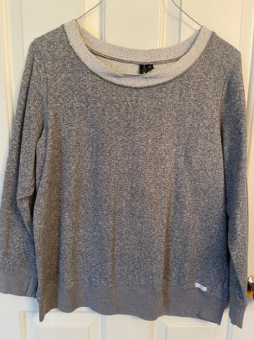 Kensie Gray Shirt
