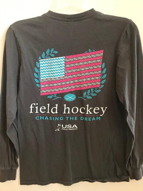 Simply Southern Field Hockey Longsleeve Tee