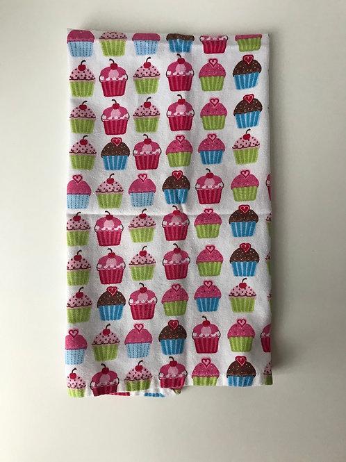 Cupcake Kitchen Tea Towel