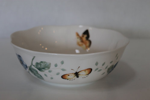 Small Decorative Butterfly Bowl