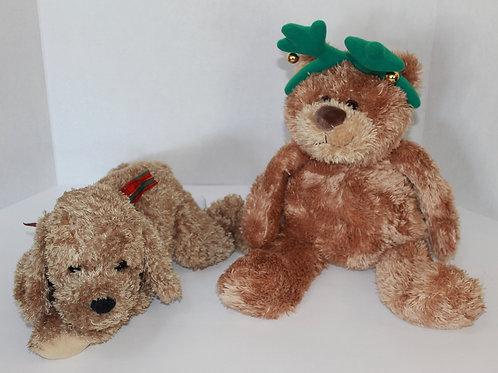 Holiday Stuffed Animals