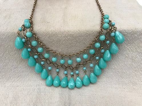 Turquoise Ocean Necklace