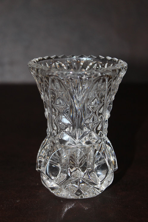 Mini Glass Bud Vase