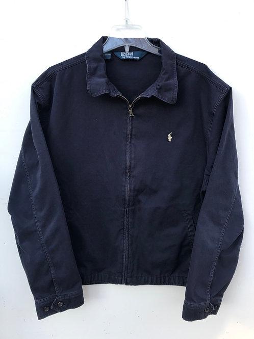 Polo Cotton Twill Jacket