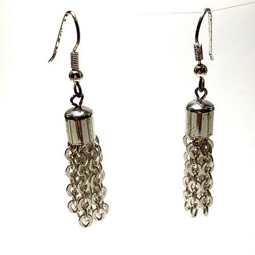 Chainlink Dangle Earrings