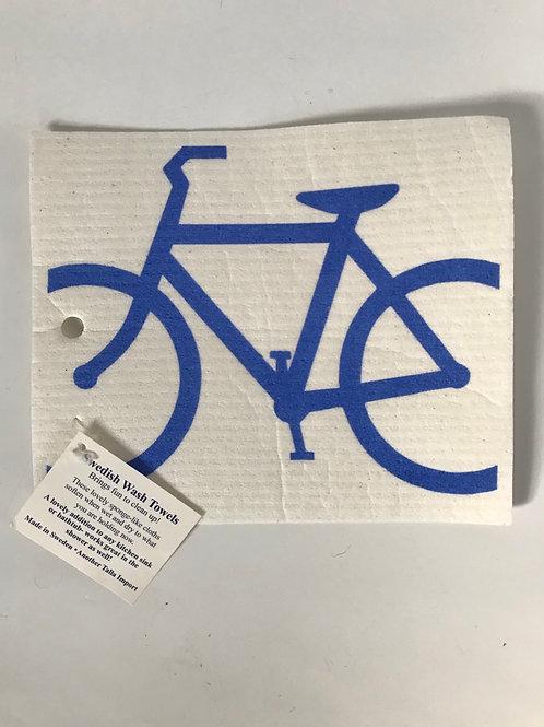 Bicycle Swedish Wash Cloth