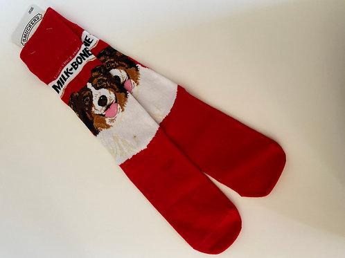 Milk-Bone Novelty Socks
