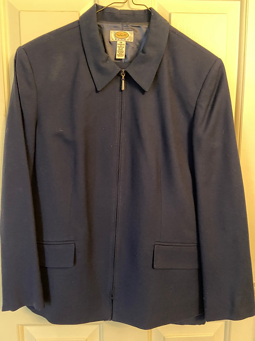 Ladies Gray Jacket
