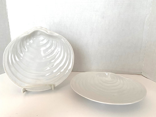 White Shell Plates