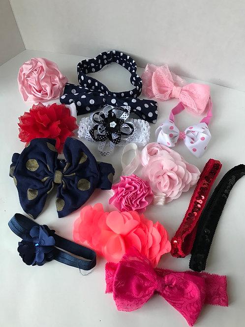Baby Headbands & Bows