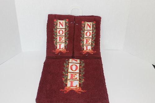 Holiday Towel Set