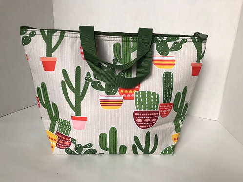 Thirty-One 'Cactus' Lunch Bag