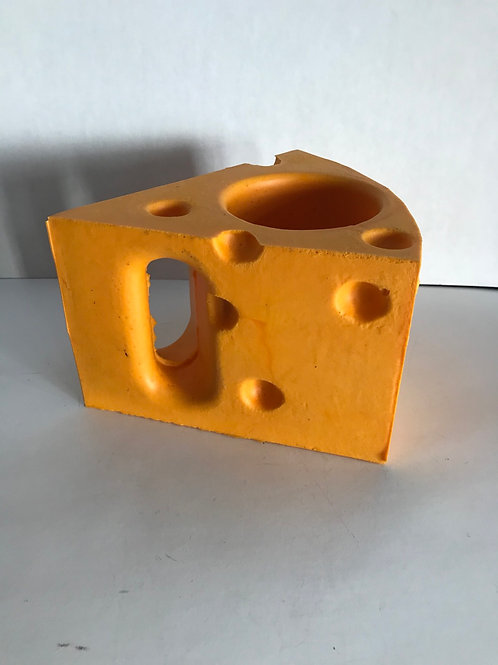 Cheese Head Can Coozie