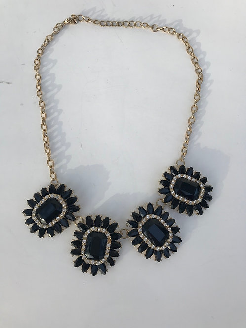 Flowers of Black Stones