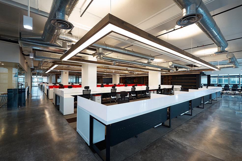 4.0 - Open Planned Engineering Office Sp