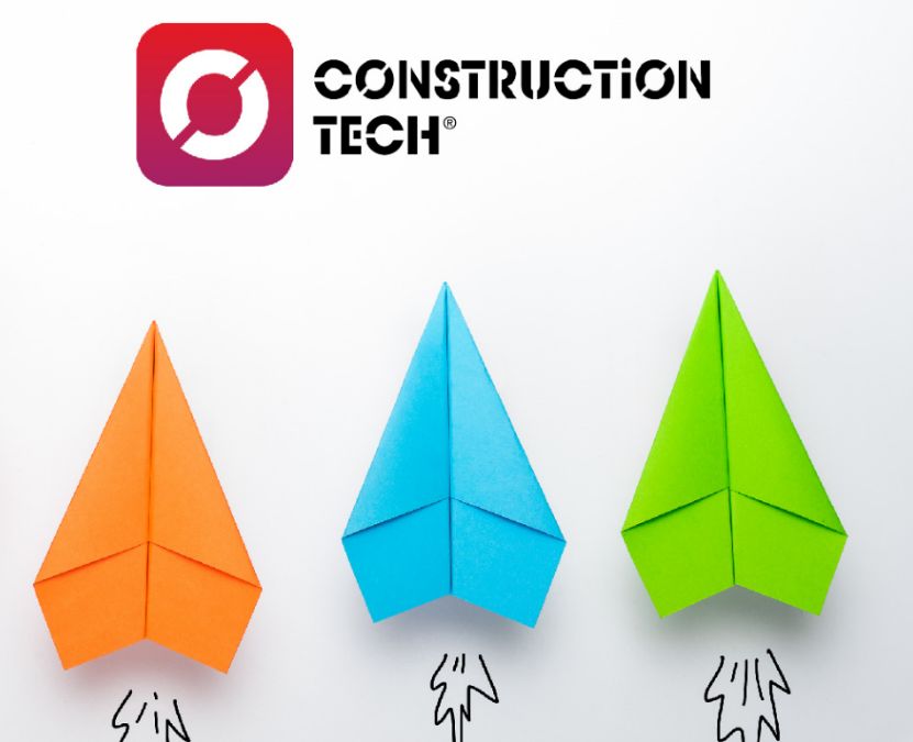 Bimeo : cité au palmarès de start-up émergente par Construction Tech