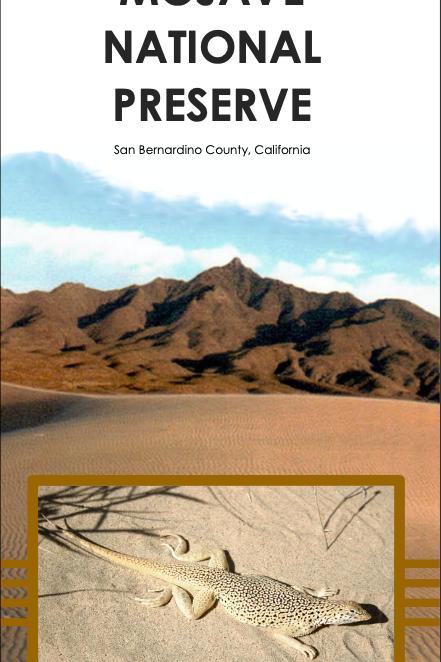Checklist: Mojave National Preserve, CA