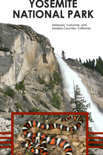 Checklist: Yosemite National Park, CA