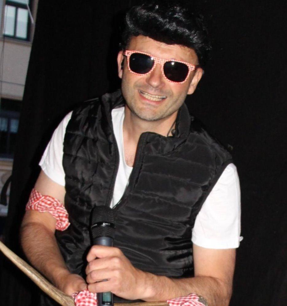 Andreas Gabalier Double FLORI