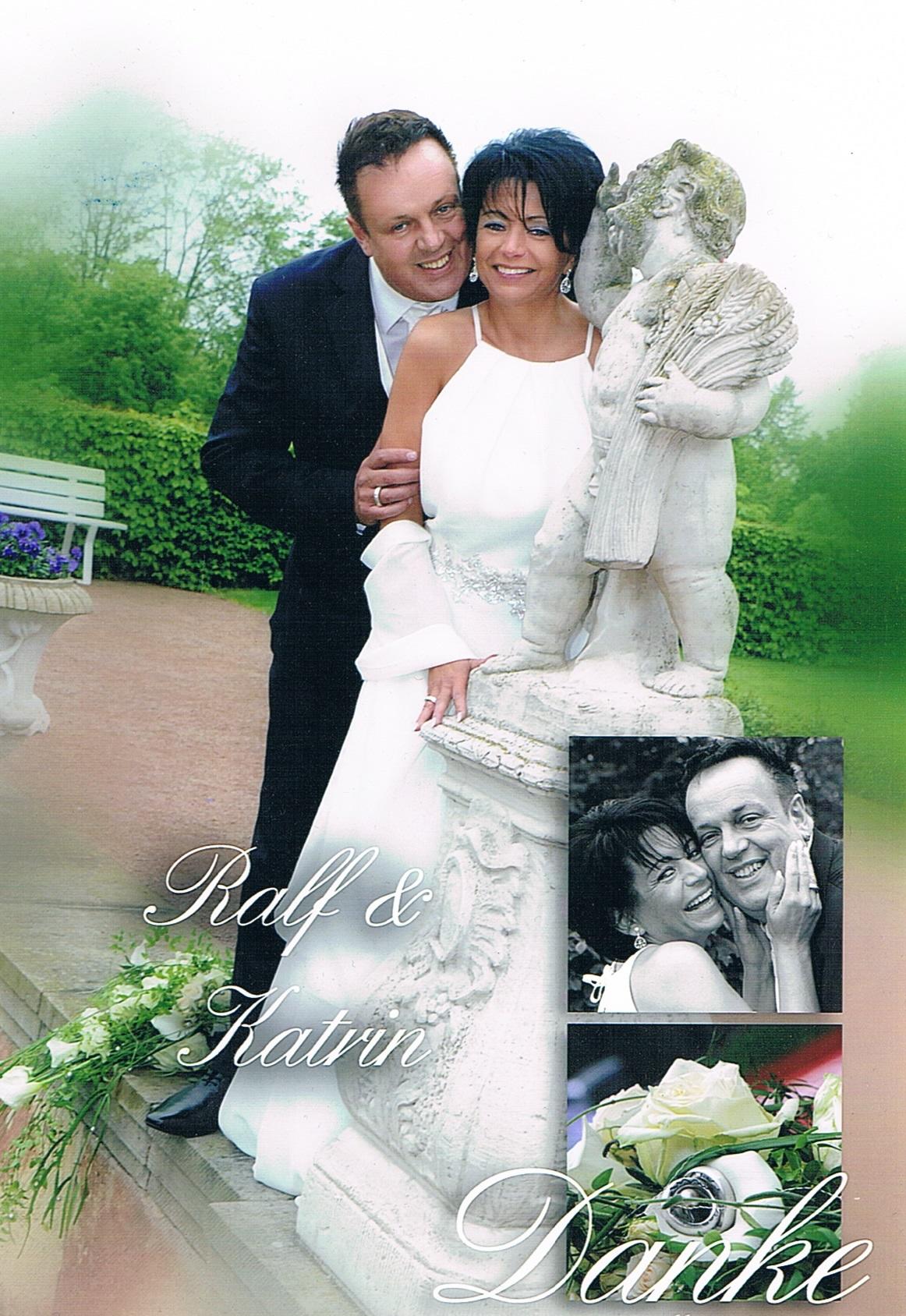 Hochzeit Katrin und Ralf